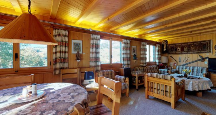 En exclusivité Joli chalet avec appartement indépendant et belle vue image 4