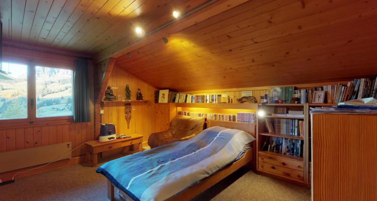 En exclusivité Joli chalet avec appartement indépendant et belle vue image 6