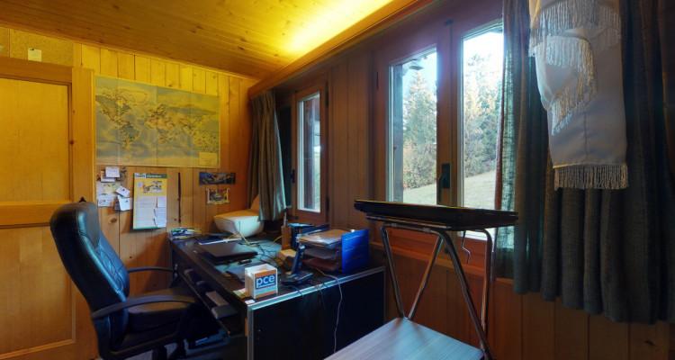 En exclusivité Joli chalet avec appartement indépendant et belle vue image 8