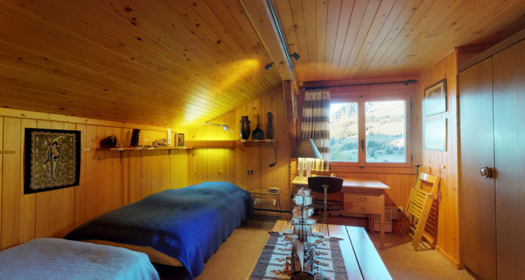 En exclusivité Joli chalet avec appartement indépendant et belle vue image 12
