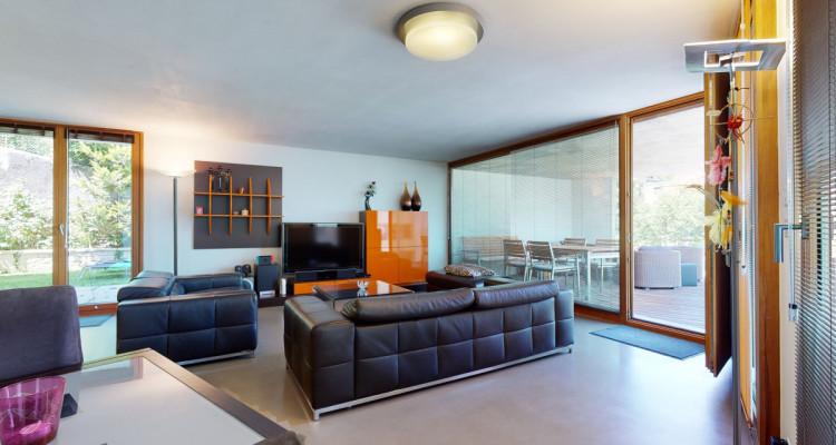 Magnifique appartement avec terrasse couverte et jardin privatif ! image 2