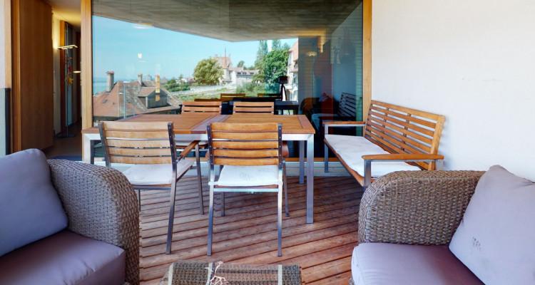 Magnifique appartement avec terrasse couverte et jardin privatif ! image 4