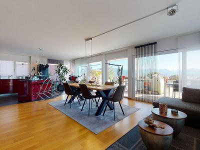 Spektakuläre Terrassen-Eigentumswohnung image 1