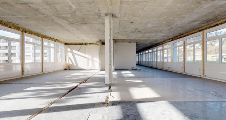 Espace de  locaux modulables à aménager au 1er étage image 3
