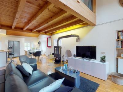 En exclusivité: Magnifique duplex avec spacieuse terrasse et belle vue image 1