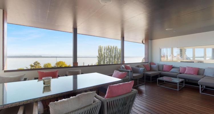 Attique avec vue panoramique sur le lac et loggia de 27 m2 image 6