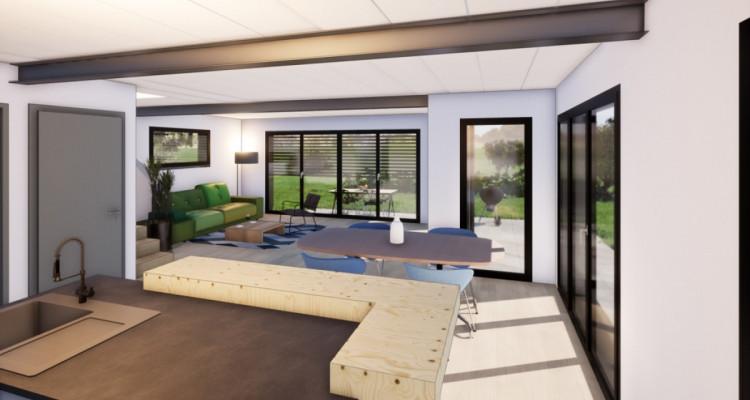 Nouveau projet SAVIGNY - villas jumelles modernes - vente sur plan image 5
