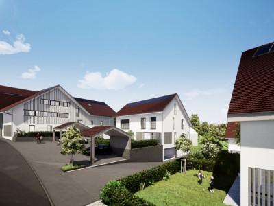 Projet de 8 appartements dans un cadre verdoyant - vente sur plan image 1