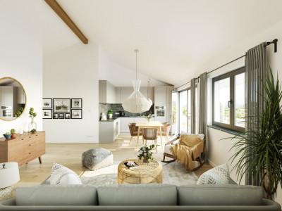 Appartement neuf de 3.5 pièces avec balcon/terrasse image 1