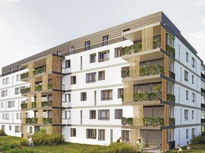 FOTI IMMO - Appartement de 2,5 pièces avec terrasse/jardin ! image 1