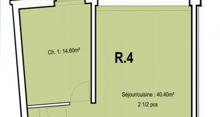 FOTI IMMO - Appartement de 2,5 pièces avec terrasse/jardin ! image 5