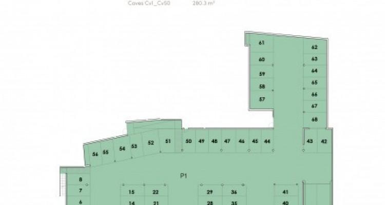 FOTI IMMO - Appartement de 2,5 pièces avec terrasse/jardin ! image 6