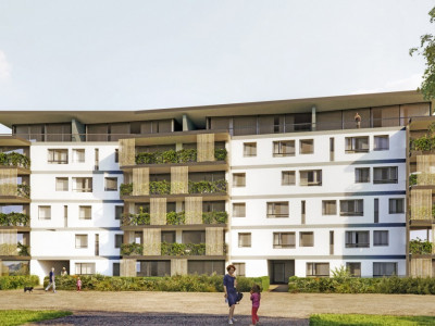 FOTI IMMO - Appartement de 2,5 pièces avec balcon au centre ville ! image 1
