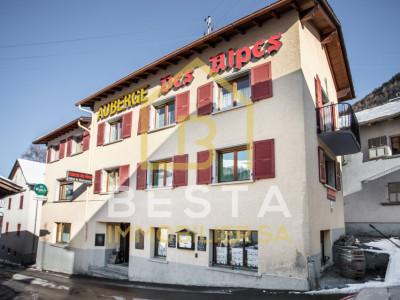 A VENDRE: Hôtel - Restaurant à Liddes image 1