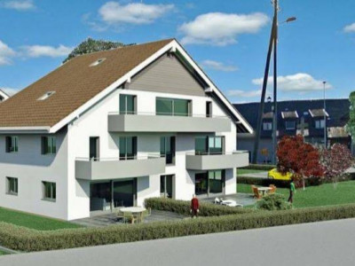 Magnifique appartement de 3.5 pièces en construction au coeur de Bottens image 1