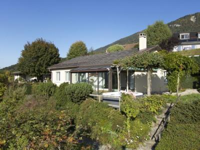 Magnifique villa individuelle avec vue sur le lac Saint-Légier image 1
