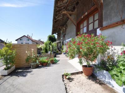 Maison villageoise avec appartement et grand volume de stockage  image 1