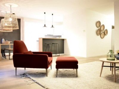Superbe appartement meublé de 4,5 P à Carouge. image 1