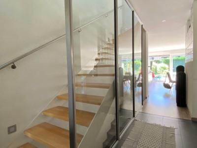 Villa jumelle moderne de 5,5 pièces à Thônex     image 1
