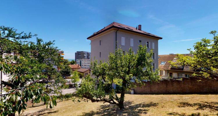Rare ! En exclusivité : Terrain constructible à Neuchâtel ! image 7