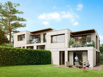 Villa contemporaine THPE - 4 chambres - 3sdb - terrain privatif de 470m2 image 1