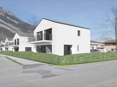 C-SERVICE vous propose une villa jumelée par le garage à Saxon image 1