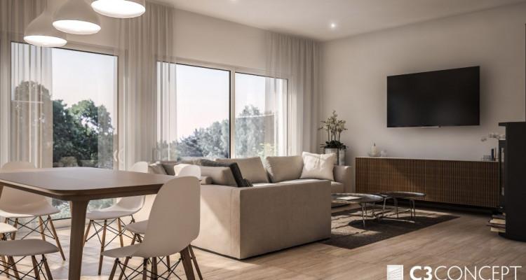 Appartement 01 - LOT A - REZ - 4,5 pièces image 1