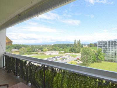 Appartement traversant de 4,5 pièces avec balcon et vue sur les Alpes image 1