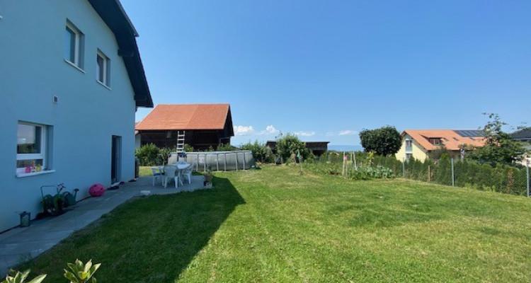 Belle maison mitoyenne avec grand jardin  image 13