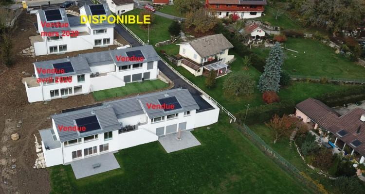 1 villa neuve DISPONIBLE DÉLAI 4 MOIS, 4 chambres, lumineuses, calme image 7