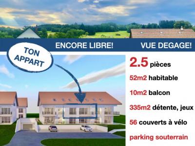 ENCORE LIBRE 2.5p - PRET 2022 - MAGNIFIQUE VUE - CALME image 1