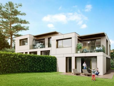 Dernière villa contemporaine THPE - 4 chambres - 3sdb - terrain privatif de 470m2 image 1