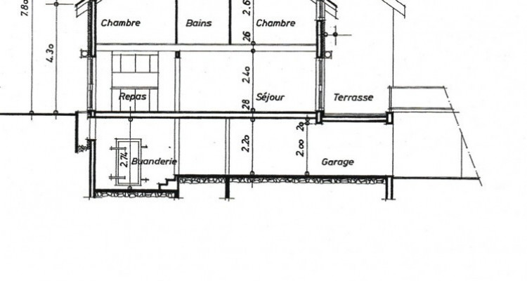 A vendre villa mitoyenne à Sainte-Croix. image 15