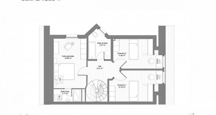 A 10 min du centre de Fribourg, votre villa Minergie pour CHF 1550.- /mois* image 18