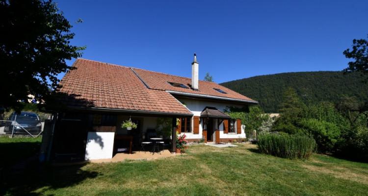 Belle maison au milieu de la verdure au calme avec un grand jardin image 3