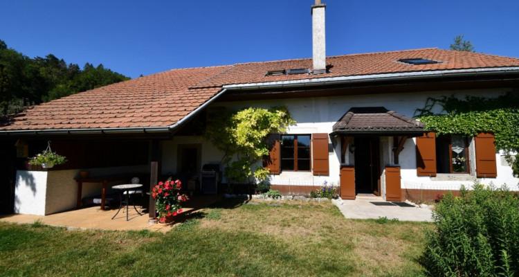 Belle maison au milieu de la verdure au calme avec un grand jardin image 4