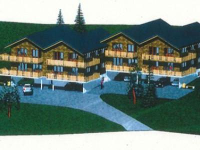 Mase /VS projet de 2 immeubles en tout  8 appartements permis en force image 1