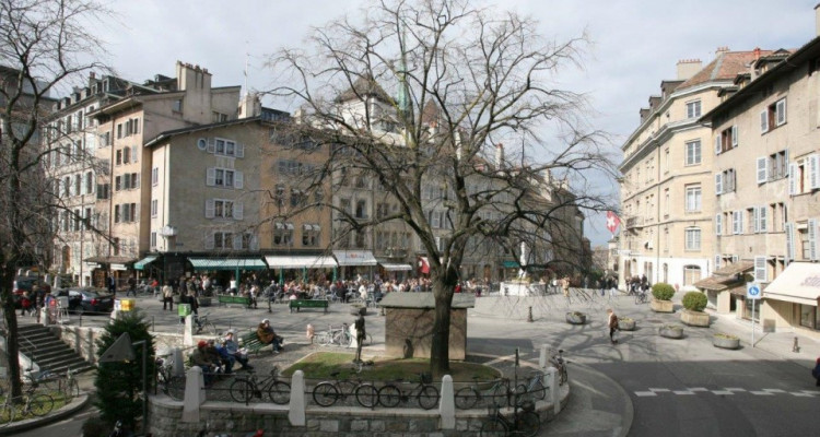Superbe appartement en vieille ville de Genève image 8