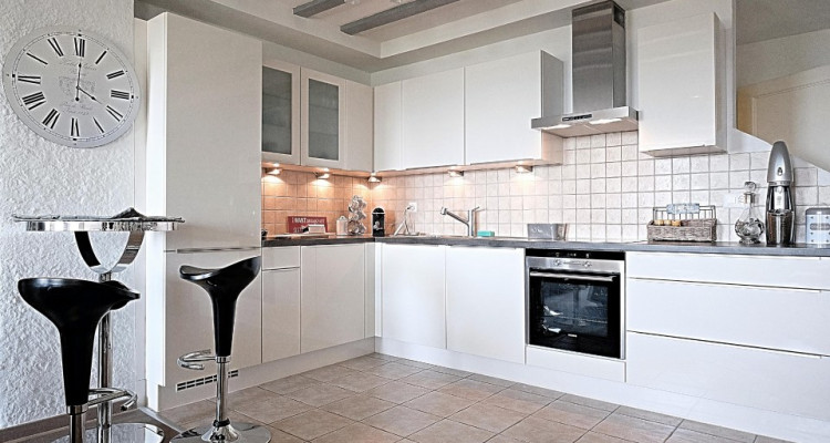 Magnifique meublé 4.5 p en duplex avec vue / 2 chambres / 2 SDB  image 5