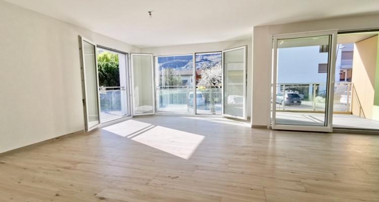 FOTI IMMO - Bel appartement neuf de 3,5 pièces avec balcon. image 5