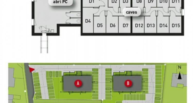 FOTI IMMO - Bel appartement neuf de 3,5 pièces avec balcon. image 10