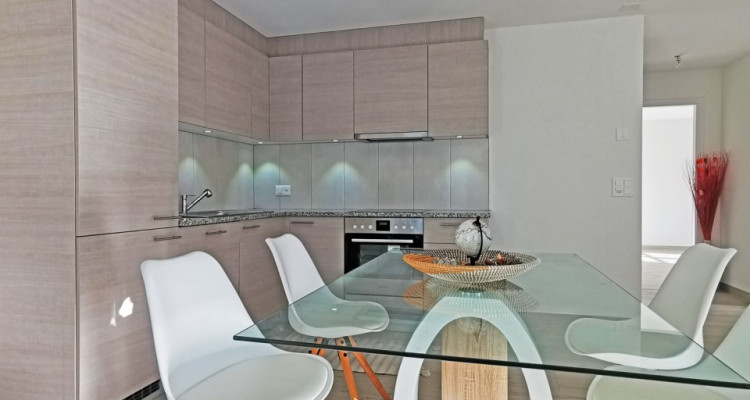 FOTI IMMO - Bel appartement neuf de 3,5 pièces avec balcon. image 2