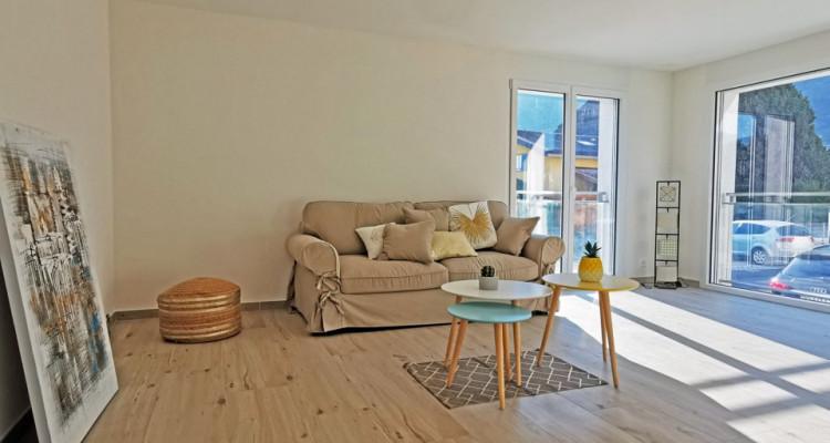 FOTI IMMO - Bel appartement neuf de 3,5 pièces avec balcon. image 3