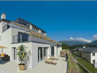 FOTI IMMO - Appartement de 4,5 pièces avec balcon et vue magnifique ! image 1