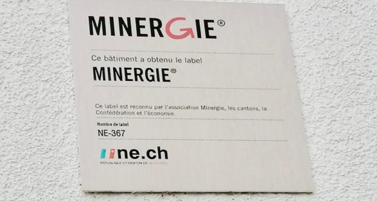 A 15 minutes de Neuchâtel, votre appartement MINERGIE de 3,5 pièces pour moins de 1100.-/mois* image 13