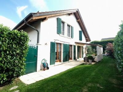 Chavannes-des-Bois: belle villa jumelée image 1