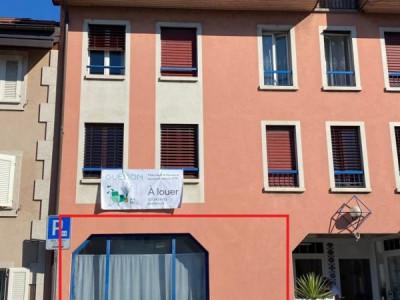Local commercial - Rue du Clendy 9 à 1400 Yverdon-les-Bains image 1