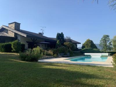 A vendre belle propriété avec piscine à 20km de Genève image 1