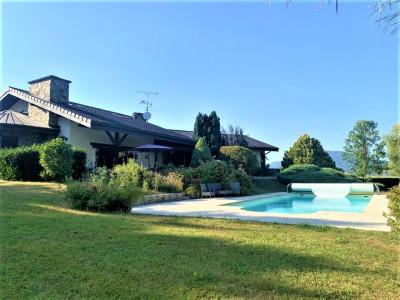 A vendre belle propriété avec piscine à 20km de Genève - France image 1