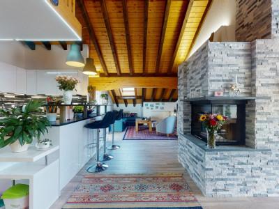 Appartement entièrement rénové à côté du Golf de Crans-Montana image 1